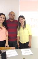 Treinamento no Hospital Infantil e HGV